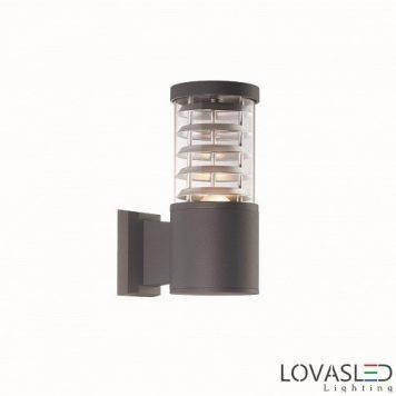 Ideal Lux Tronco AP1 Nero kültéri lámpa