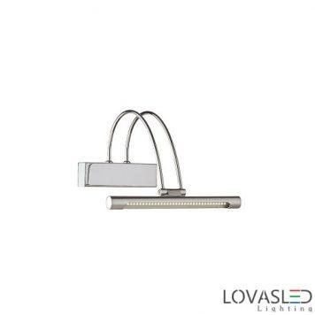 Ideal Lux Bow AP36 Cromo képmegvilágító 26cm