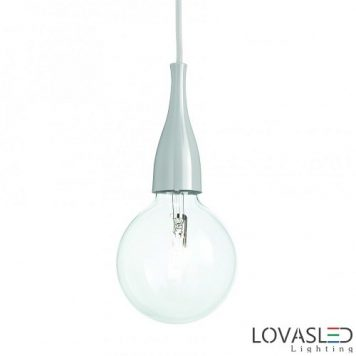 Ideal Lux Minimal SP1 Bianco függeszték