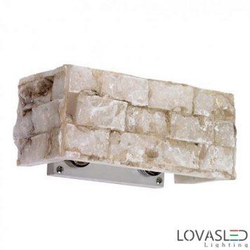 Ideal Lux Carrara AP2 oldalfali lámpa
