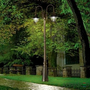 Ideal Lux Cima PT2 kültéri lámpa