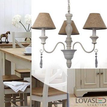 Ideal Lux Provence SP3 3 ágú csillár