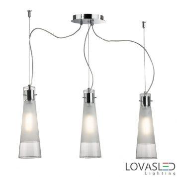 Ideal Lux Kuky SP3 Trasparente függeszték