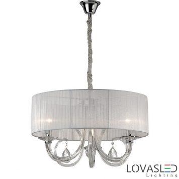 Ideal Lux Swan SP3 Bianco csillár