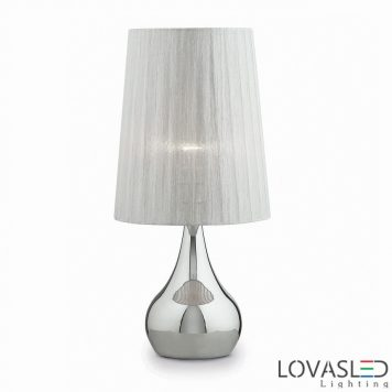 Ideal Lux Eternity TL1 Big Argento