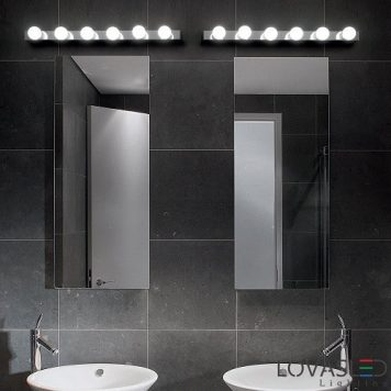 Ideal Lux Privé AP6 oldalfali lámpa