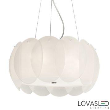 Ideal Lux Ovalino SP5 függeszték