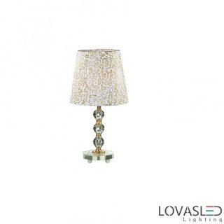 Ideal Lux Queen TL1 Medium asztali lámpa