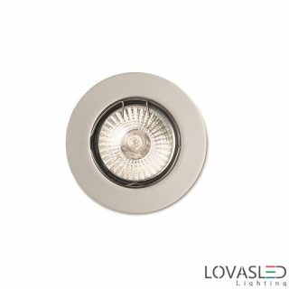 Ideal Lux Jazz FI1 Bianco spot keret