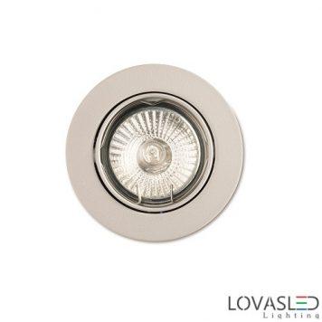 Ideal Lux Swing FI1 Bianco billenthető spot keret