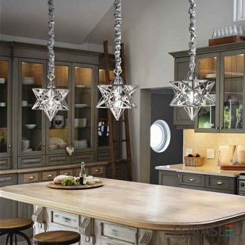 Ideal Lux Stella SP1 Small Cromo pendant