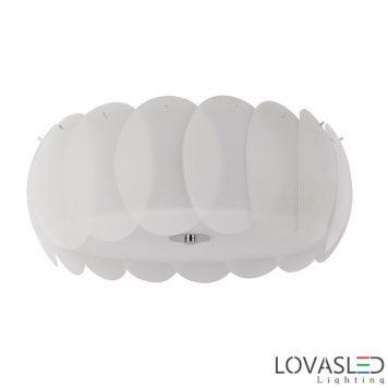 Ideal Lux Ovalino PL8 mennyezeti lámpa