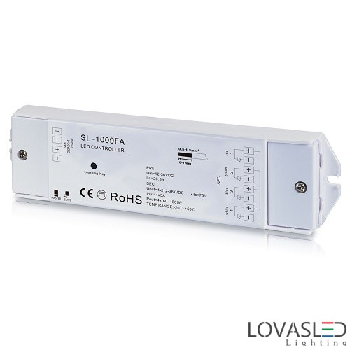 1009FA RGBW controller for LED strip