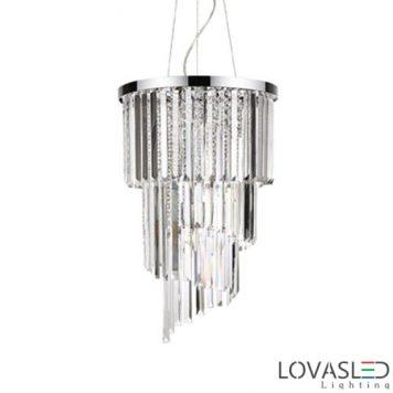 Ideal Lux Carlton SP8 függeszték