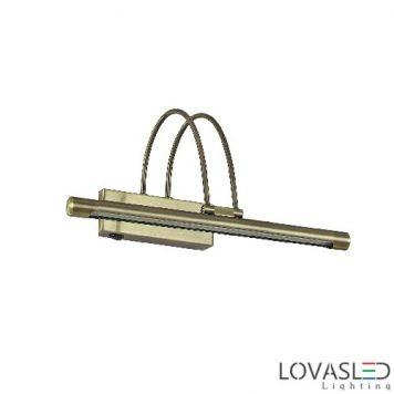 Ideal Lux Bow AP66 Brunito képmegvilágító 46cm