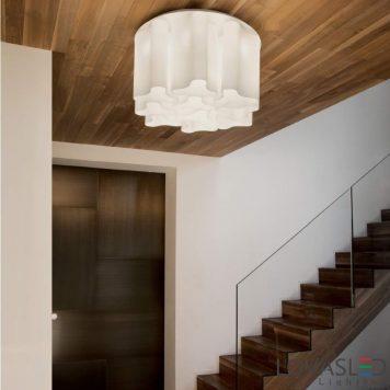 Ideal Lux Compo PL10 Bianco mennyezeti lámpa