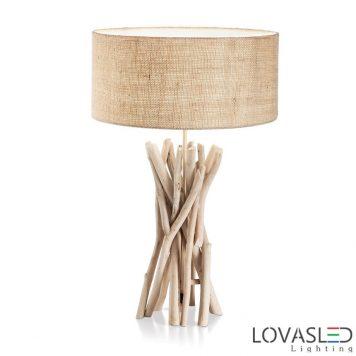 Ideal Lux Driftwood TL1 asztali lámpa