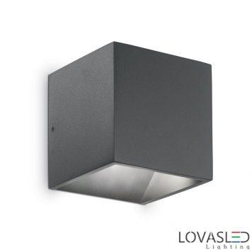Ideal Lux Rubik AP1 Antracite kültéri lámpa