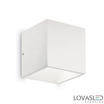 Ideal Lux Rubik AP1 Bianco kültéri lámpa