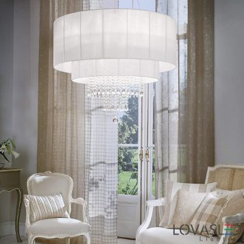 Ideal Lux Opera SP10 Bianco csillár