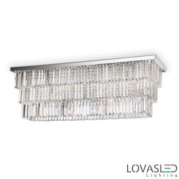 Ideal Lux Martinez PL8 mennyezeti lámpa