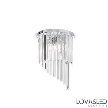 Ideal Lux Carlton AP3 oldalfali lámpa