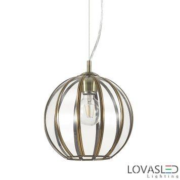 Ideal Lux Rondo SP1 D25 függeszték