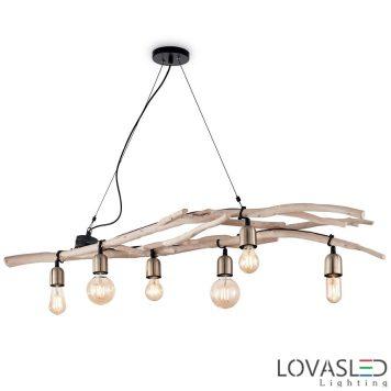 Ideal Lux Driftwood SP6 függeszték
