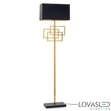 Ideal Lux Luxury PT1 Ottone állólámpa