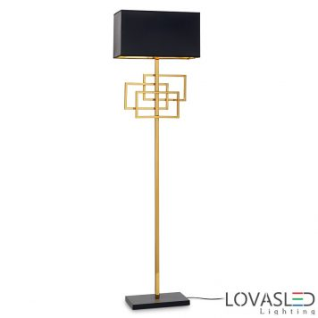 Ideal Lux Luxury PT1 Ottone állólámpa