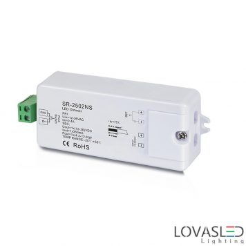 2502NS 1 channel constant current brightness controller 350mA