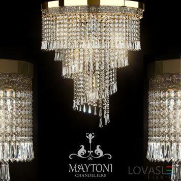 Maytoni Cascade mennyezeti lámpa