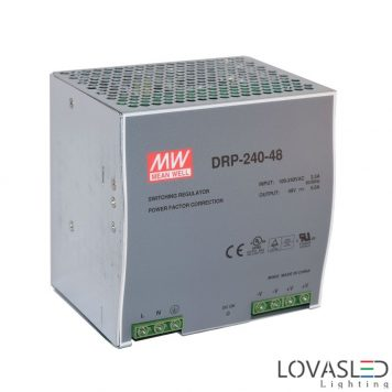 Mean Well DRP 240W 48V
