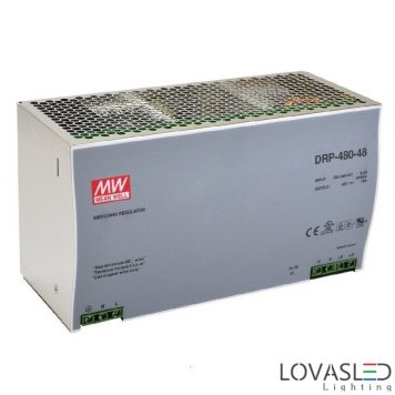 Mean Well DRP-480-48