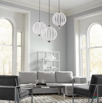 Elstead Lighting Oberlin 24W LED függeszték