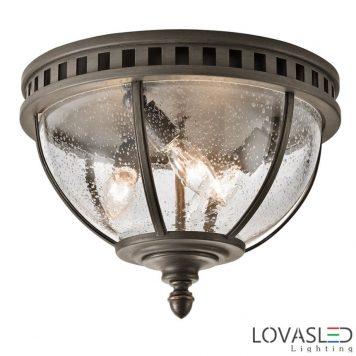 Elstead Halleron kültéri mennyezeti lámpa