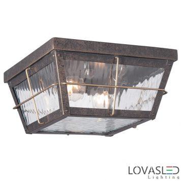 Elstead Lighting Cortland kültéri mennyezeti lámpa