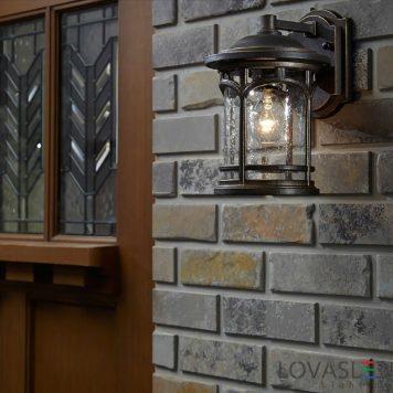 Elstead Lighting Marblehead kültéri oldalfali lámpa
