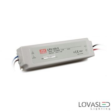 Mean Well LPV 100W 5V