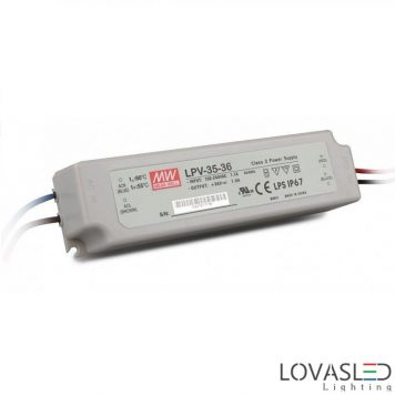 Mean Well LPV 35W 36V