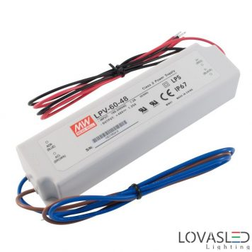 Mean Well LPV 60W 48V