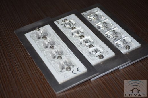 LovasLED 4 LED-es reflektor
