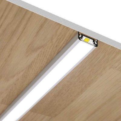 Felületre szerelhető ALU LED PROFILOK