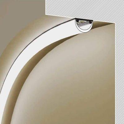 Speciális Alu LED PROFILOK