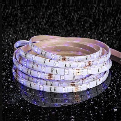 Vizálló LED szalagok