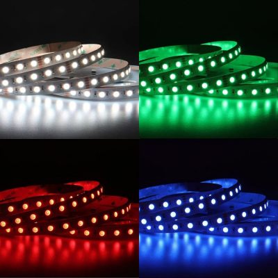RGB, RGBW and DMX LED Strips