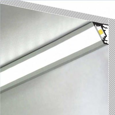 Corner Aluminium LED Profiles