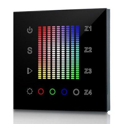 RGB led vezérlők, RGBW vezérlők, jelerősítők