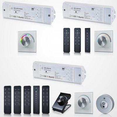 LED vezérlők, fényerőszabályzók