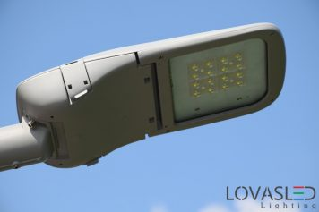 LovasLED közvilágítási lámpatest 50W